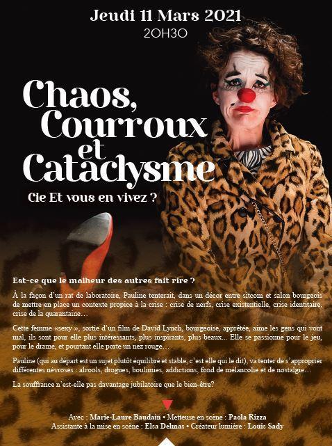 031121 - EU - Chaos, Courroux et Cataclysme