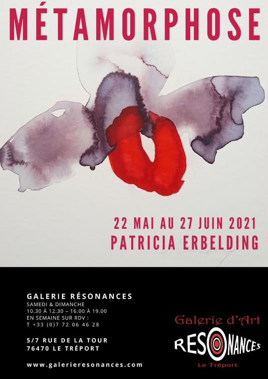 062721 - LE TREPORT - Exposition Patricia Erbelding