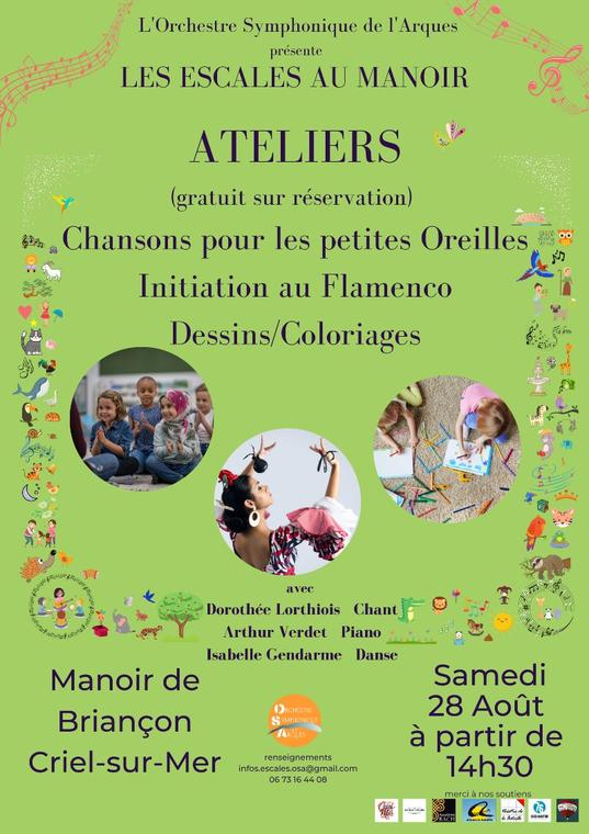 082821 - CRIEL - Ateliers famille