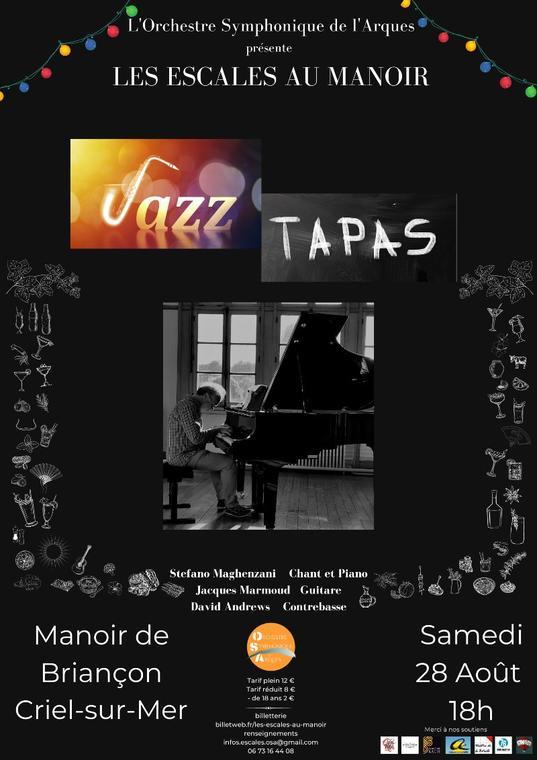 082821 - CRIEL - Jazz tapas