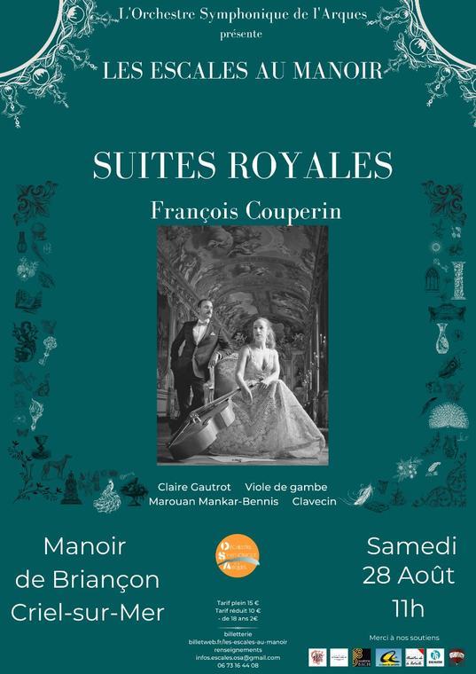 082821 - CRIEL - Les suites royales de Couperin