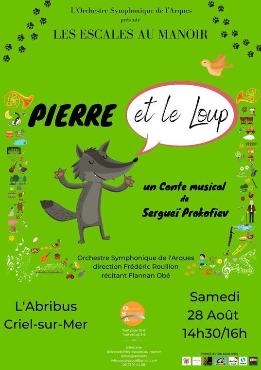082821 - CRIEL - Pierre et le loup