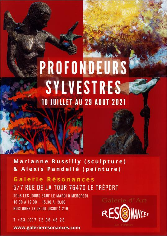 082921 - LE TREPORT - PROFONDEURS SYLVESTRES