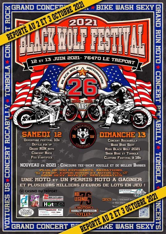 110321 - LE TREPORT - Festival américain
