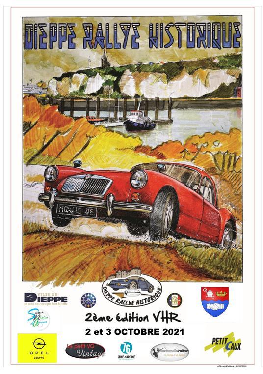 Dieppe Rallye Historique