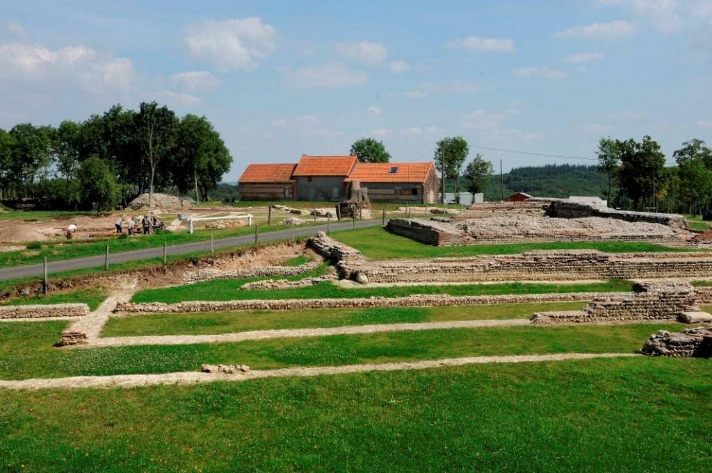 Archéologie Briga EU