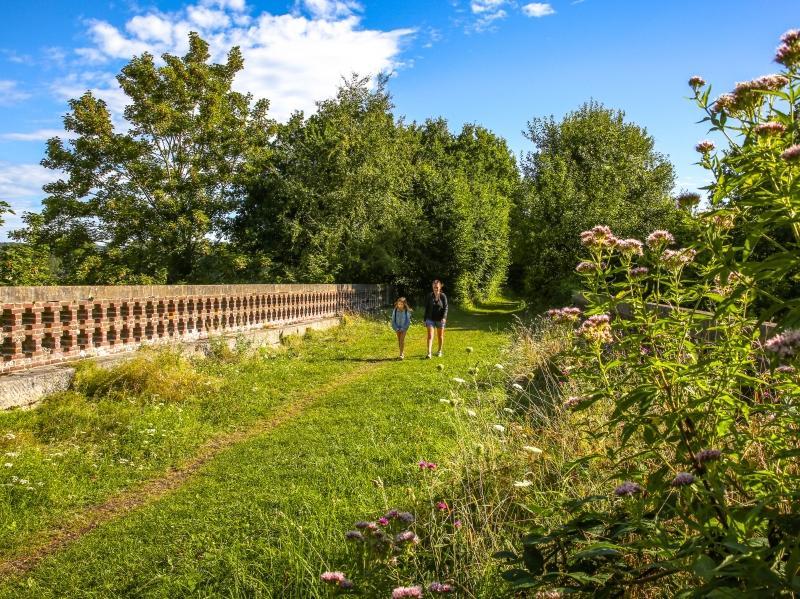 Randonnée Villes Soeurs Chemin Vert du Petit Caux