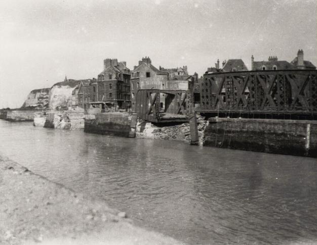 Dieppe 1er septembre 1944