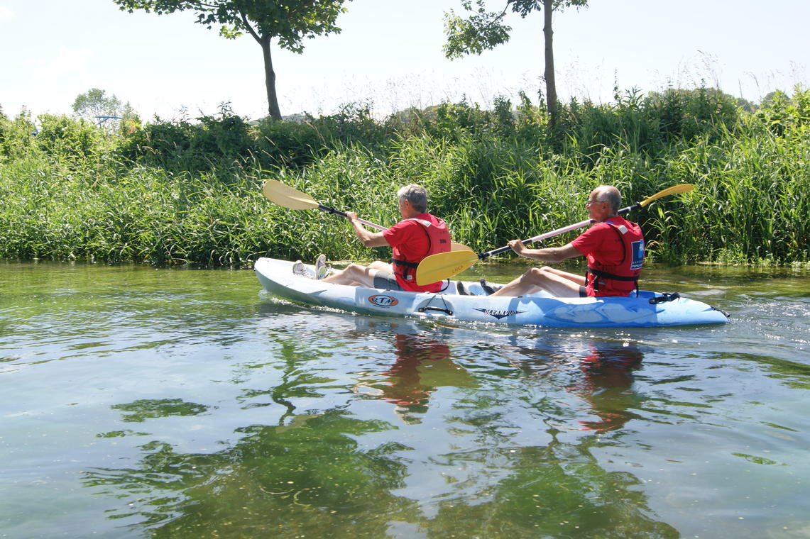 Kayak CCCA