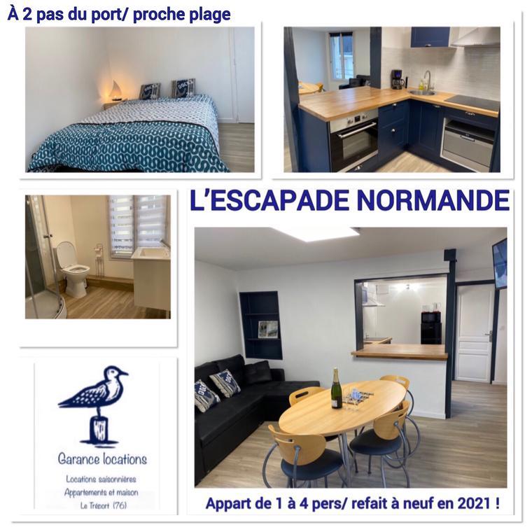 Le-Treport_L-escapade-normande_Affiche@M.CRAPIER-Pierre-Luc_2021