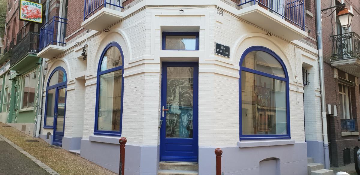 Le-Treport-Resonances-Galerie-d-art-Facade-1-Mme-HENROT-2019