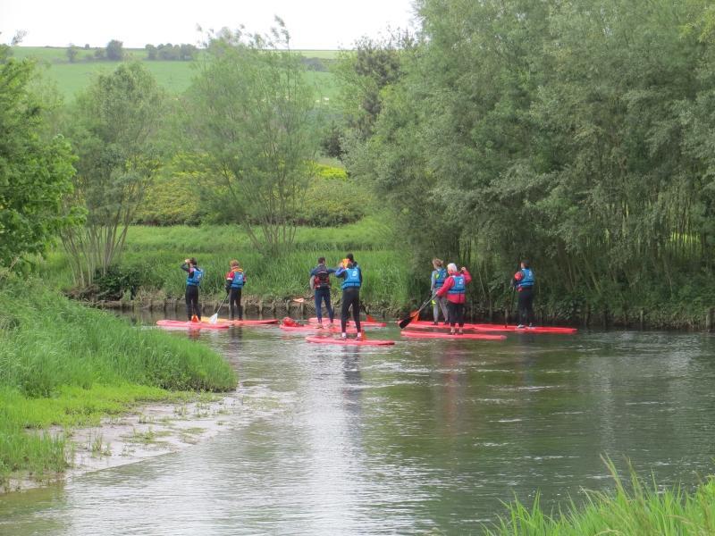 Paddle Pôle Sport de la Côte d'Albâtre