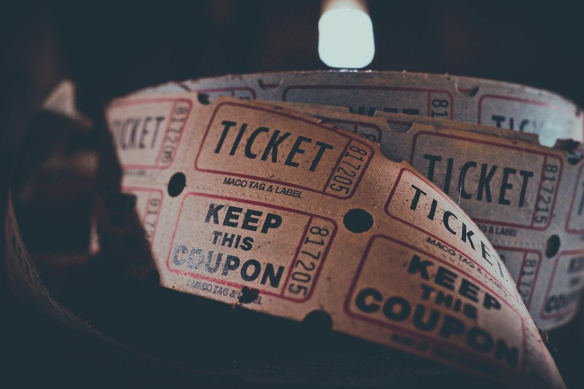 Ticket-spectacle