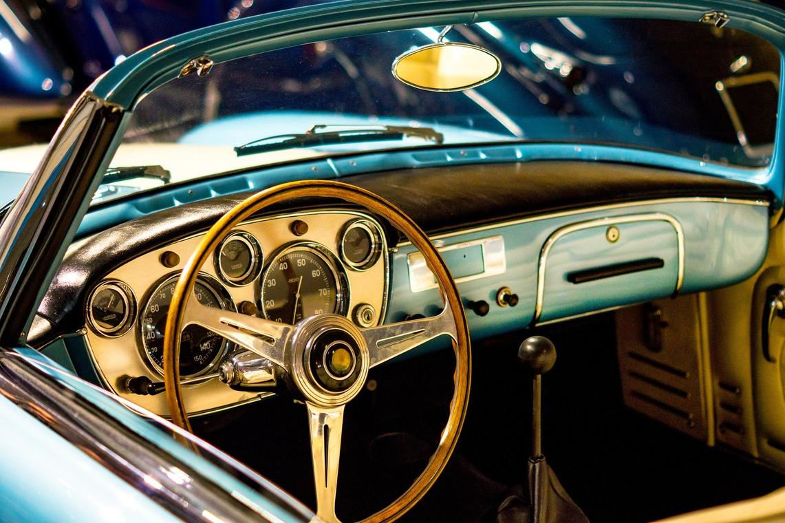 Illustration voiture ancienne