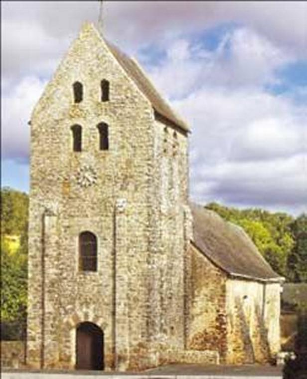 PCU Eglise de St Pierre-sur-Erve