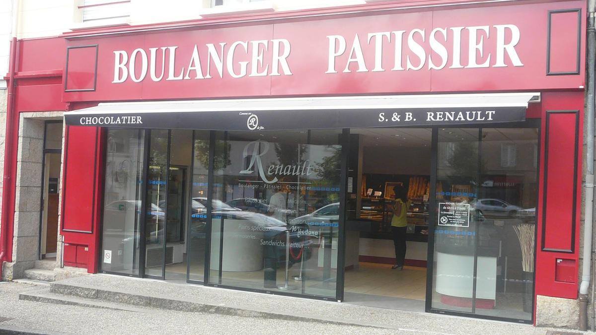 Boulangerie Patisserie Chocolatier RENAULT
