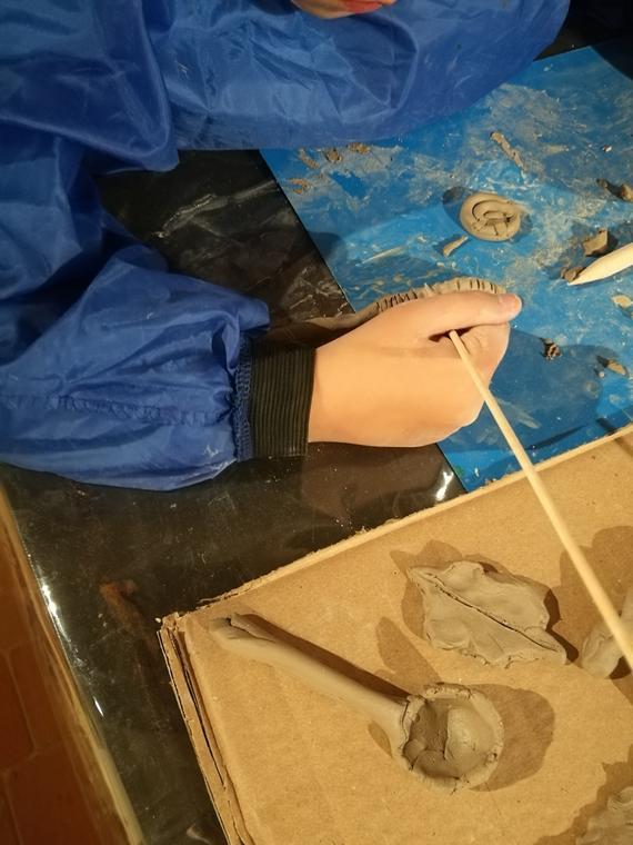 28.04 - Atelier poterie