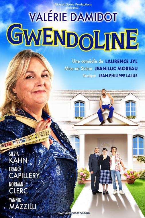 Gwendoline théâtre de boulevard