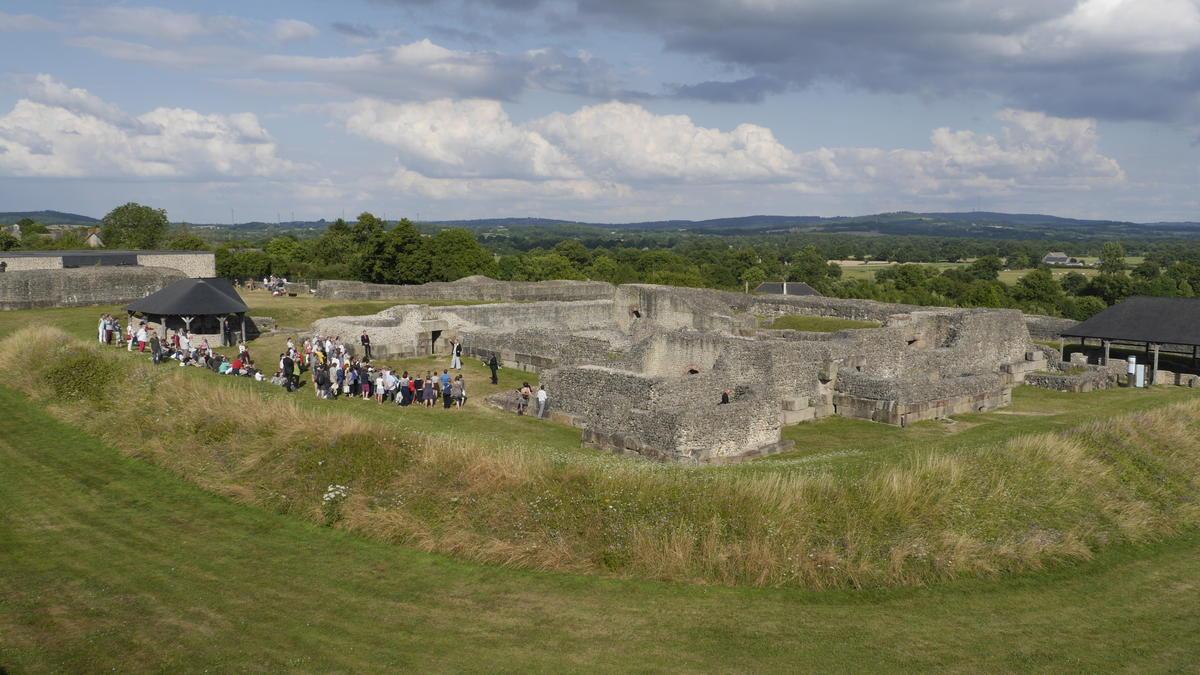 Jublains forterresse - CP P.Beltrami - Mayenne Tourisme (6)
