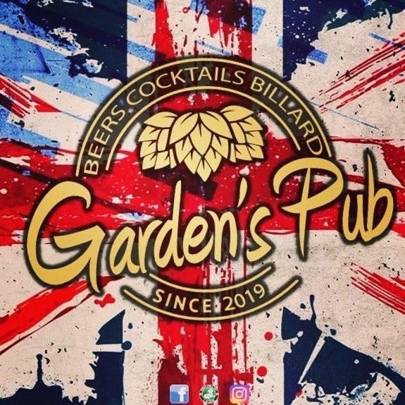 Garden's pub