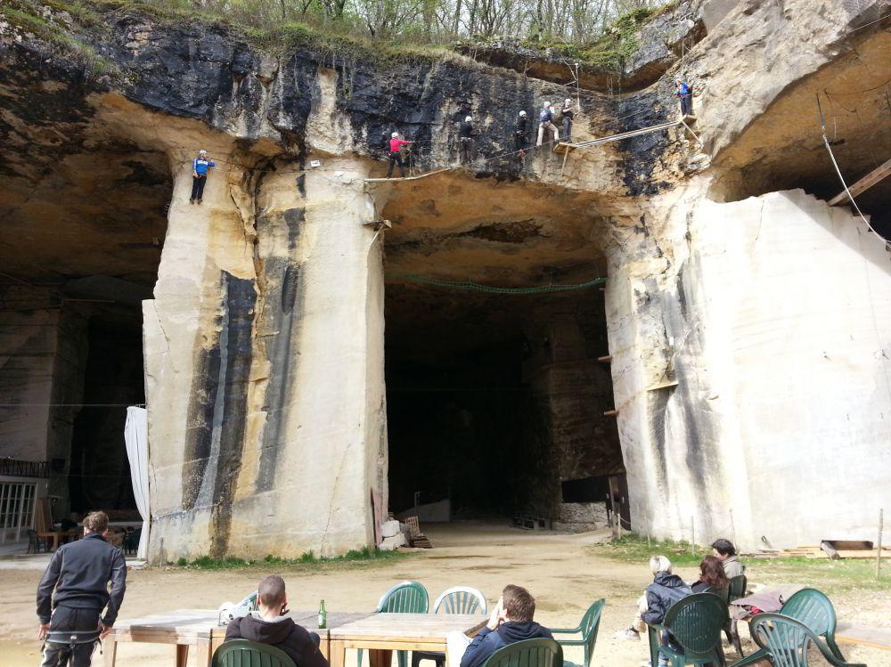 La Grotte de Champ Retard