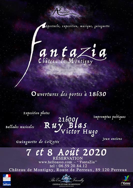 Affiche FantaZia