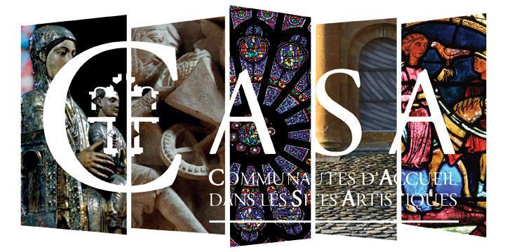 Logo de l'association CASA