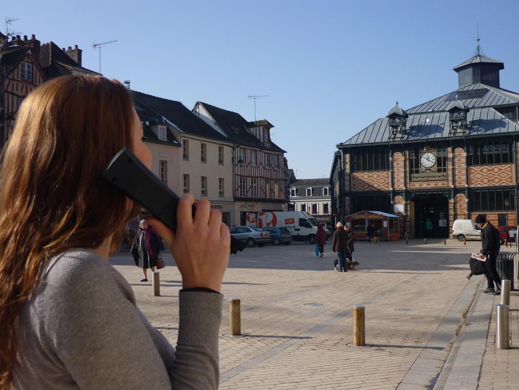Visite audioguidée du centre historique de Sens