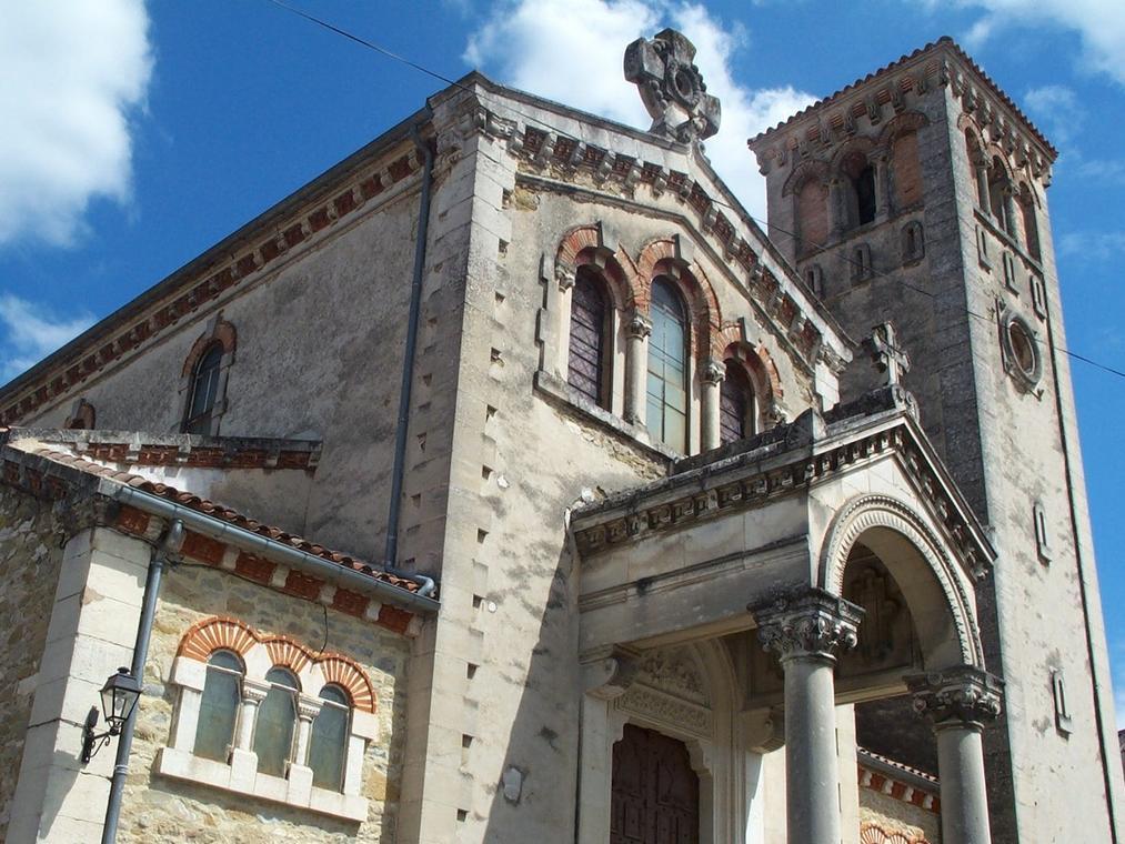 Eglise de l'Assomption - Limoux