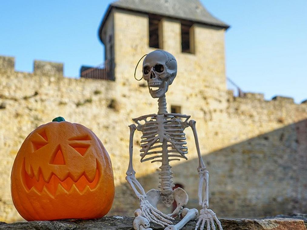Halloween au château comtal