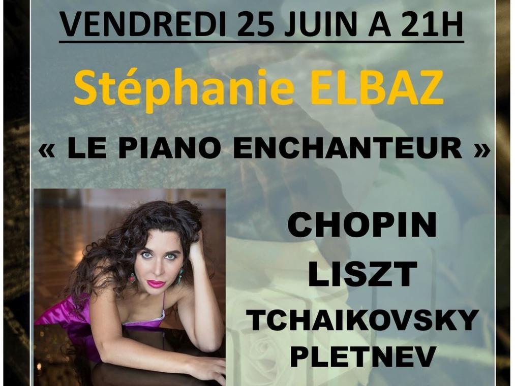 STEPHANIE ELBAZ