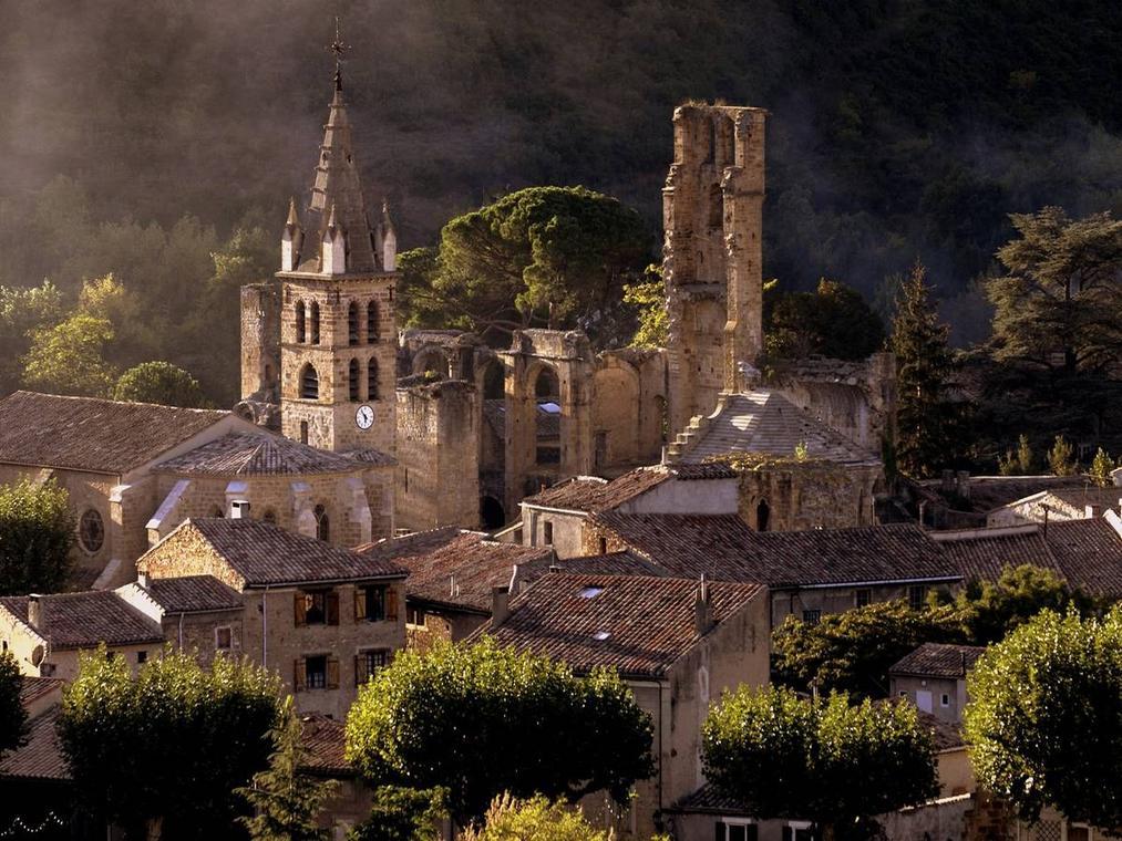 Village Médiéval d'Alet-les-bains
