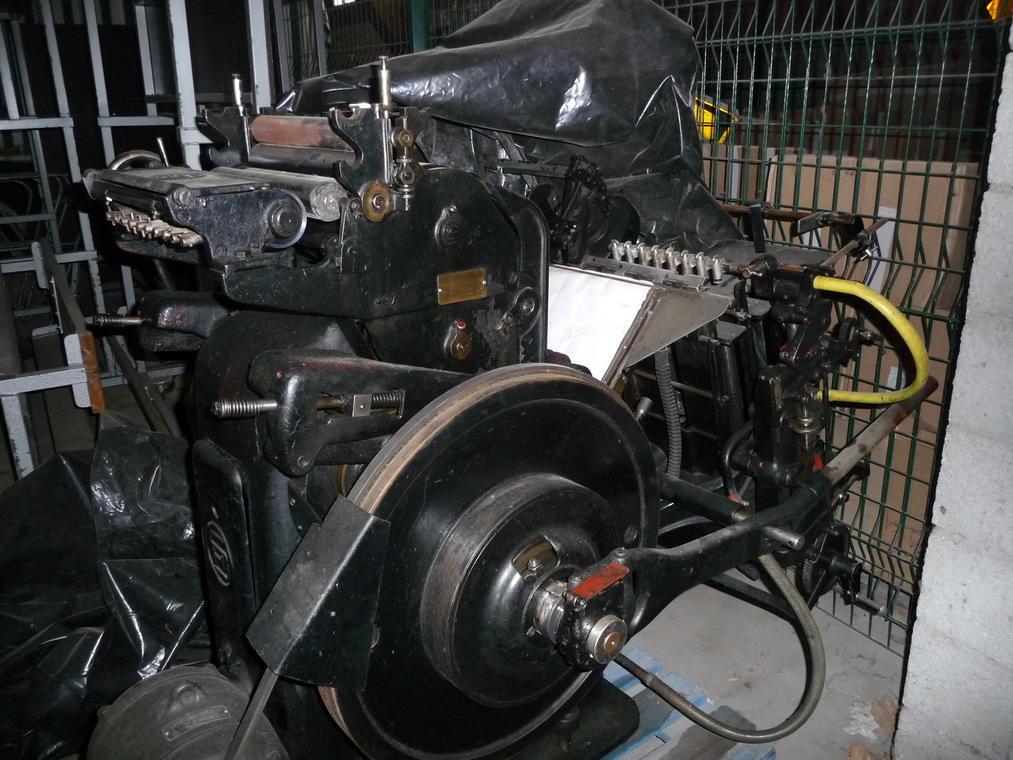 musée d'imprimerie