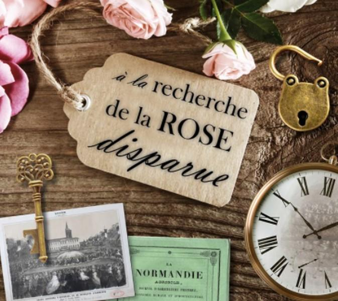 A la recherche de la rose disparue