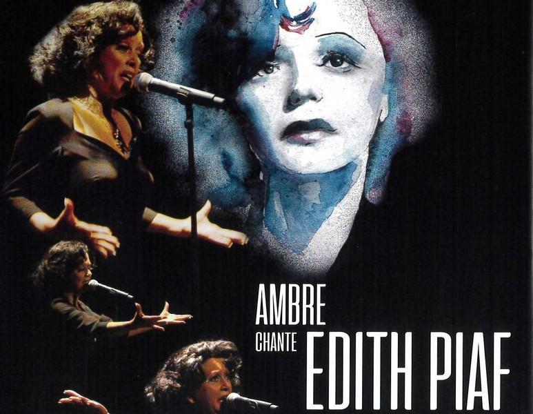Ambre chante Edith Piaf