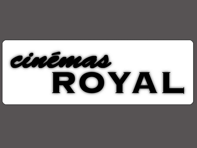 Cinéma Le Royal de Lisieux - logo