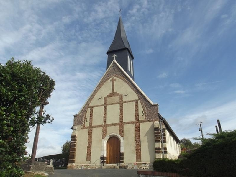 Eglise de Saint Denis de Mailloc