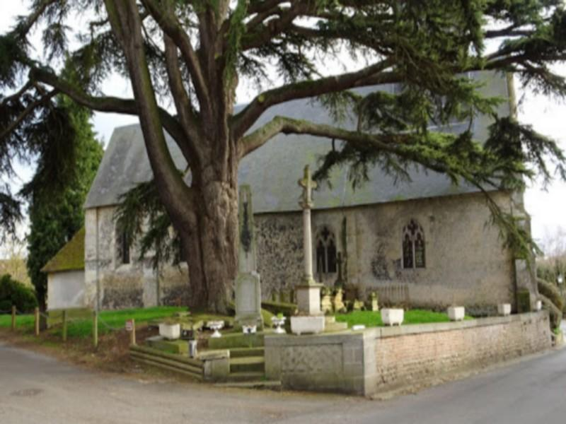 Eglise le Mesnil Durand