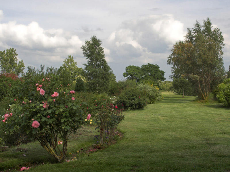 Jardin de Manou