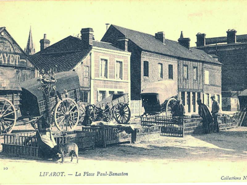 Rue Banaston - Marché