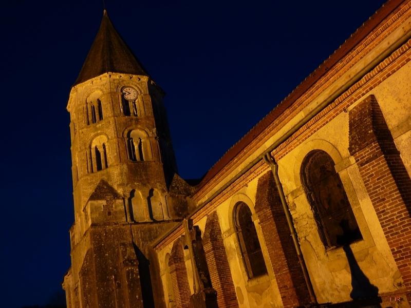 Promenade nocturne à Tordouet