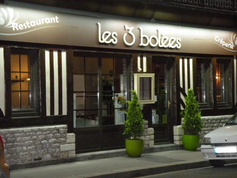 Restaurant Creperie Les Trois Bolées à Lisieux