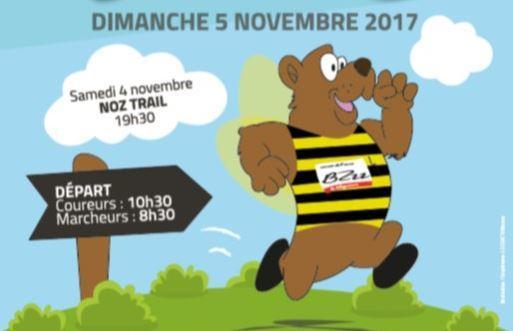 course de l'ours