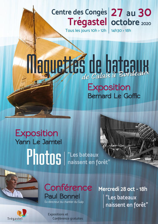 Affiche Expositions Conférence