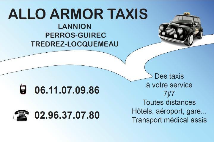 Allo Armor Taxis site
