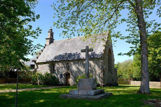 Chapelle St Jérôme de la Salle Lanmérin