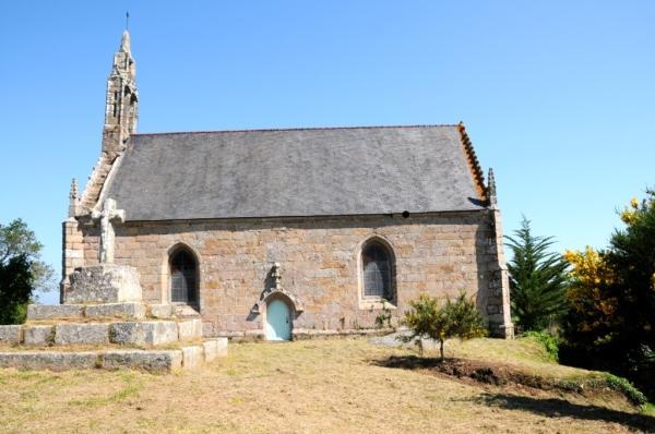 Chapelle de Saint Uzec