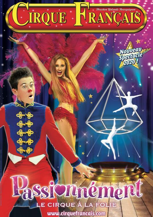 Cirque francais 2020