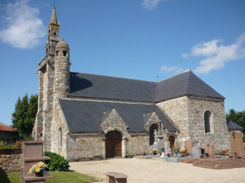 Eglise Sainte-Brigitte Berhet