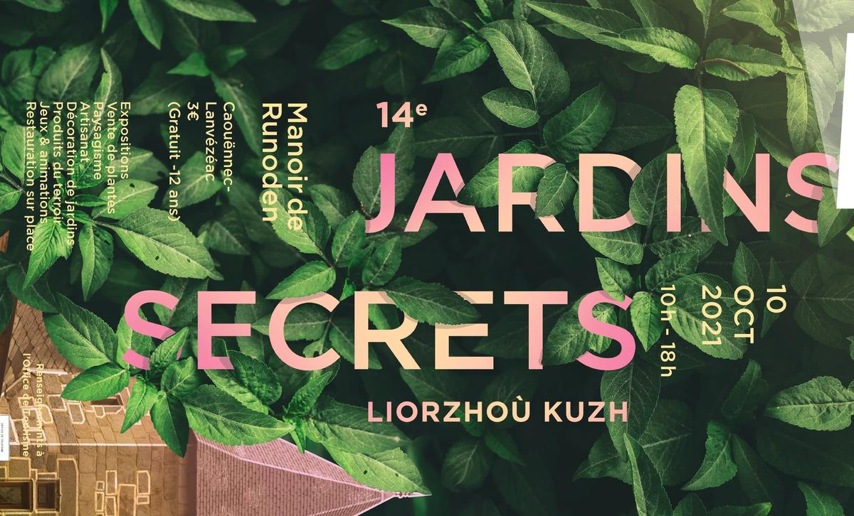 Jardins secrets 2021